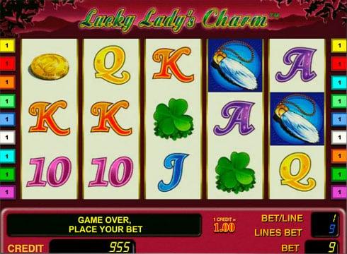 Игровые автоматы на деньги с выводом – Lucky Lady's Charm