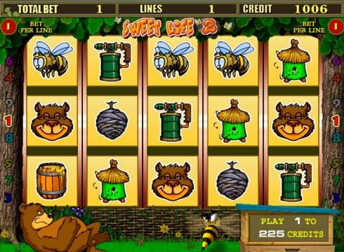 Игровые автоматы на реальные деньги с выводом – Sweet Life 2
