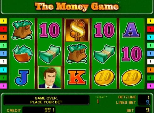 Игровые автоматы с моментальным выводом денег The Money Game