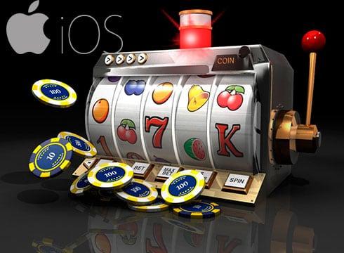Игровые автоматы на реальные деньги для iOS