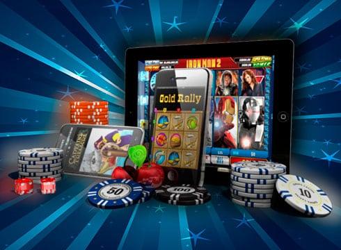 Игровые автоматы на деньги - играть с планшета