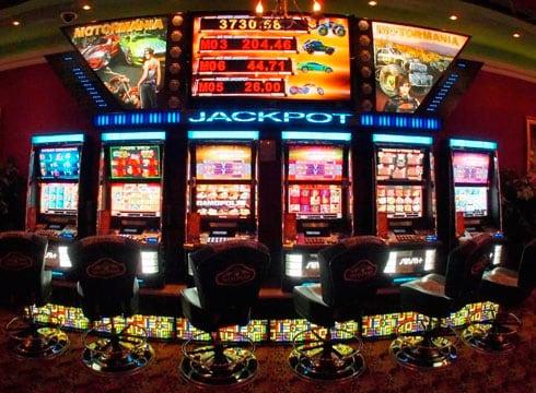 Игровые автоматы на деньги с бонусом