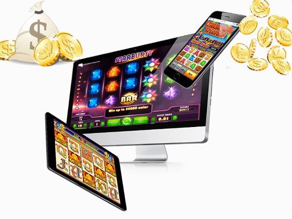 Игровые автоматы - мобильная версия на деньги
