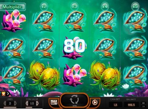 Игровые автоматы на реальные деньги - Fruitoids онлайн