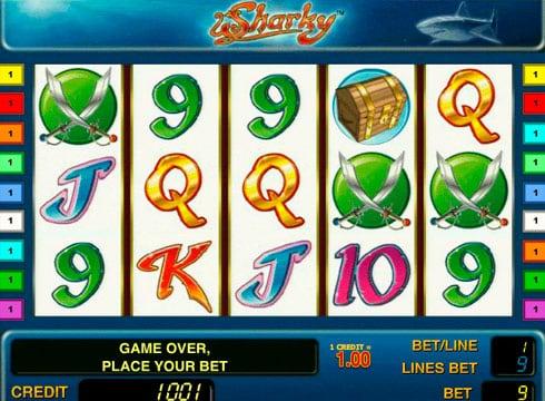 Игровые автоматы на реальные деньги с выводом – Sharky