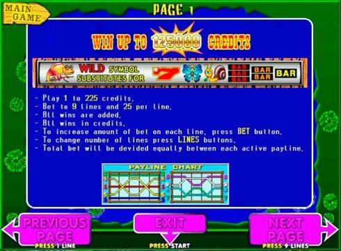 Играть на деньги в автомат Fairy Land 2 с выводом