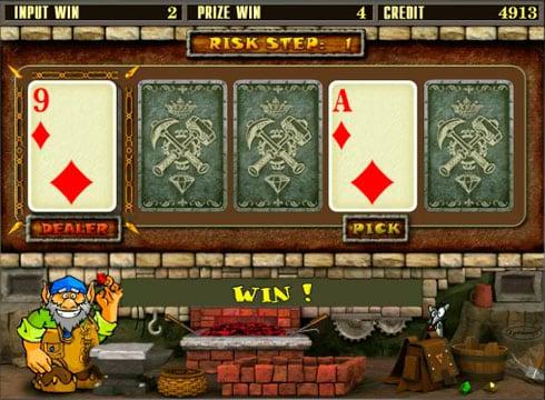 Игровой автомат Gnome — играть на реальные деньги