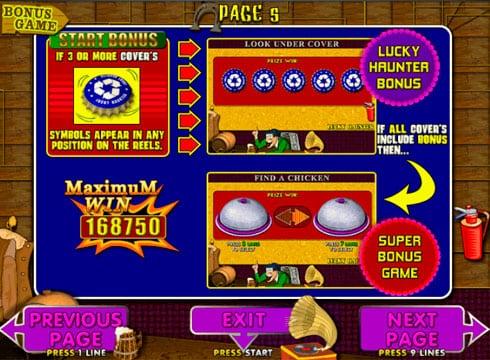 Игровой автомат Lucky Haunter онлайн на деньги с выводом